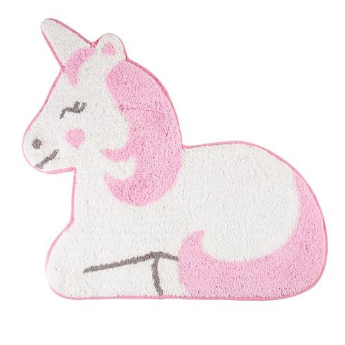 Magical Unicorn Rug - Bedroom Floor