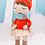 Thumbnail: Meetoo© Plush Fox Bunny – PERSONALISED