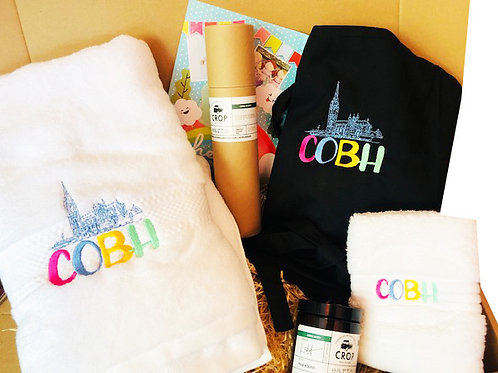'Your Town' Cosy Hampers - Personalised