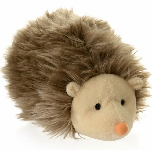 George the Hedgehog - Personalised Gift Wrap