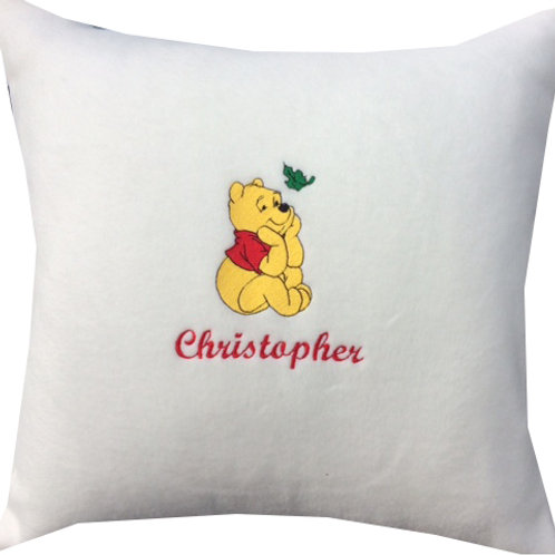 Winnie the Pooh Cushion - 18inch