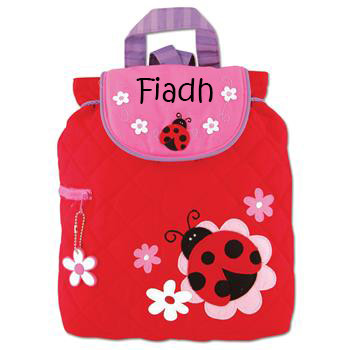 Personalised Toddler Backpacks