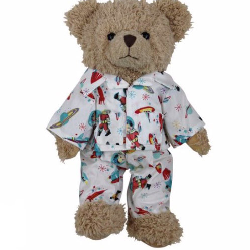 Space Teddy Bear - PERSONALISED