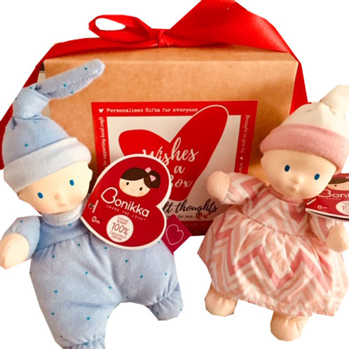 Mini Dollie in a Box - Personalised