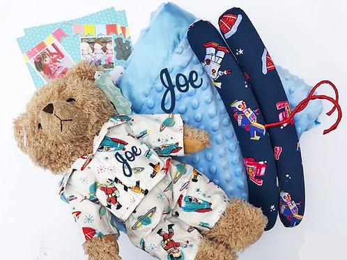 Blue Baby Pack - Personalised