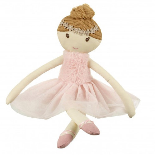 Little Ballerina Dolly - Soft and Sweet
