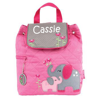 Pink and Pretty, personalised bags