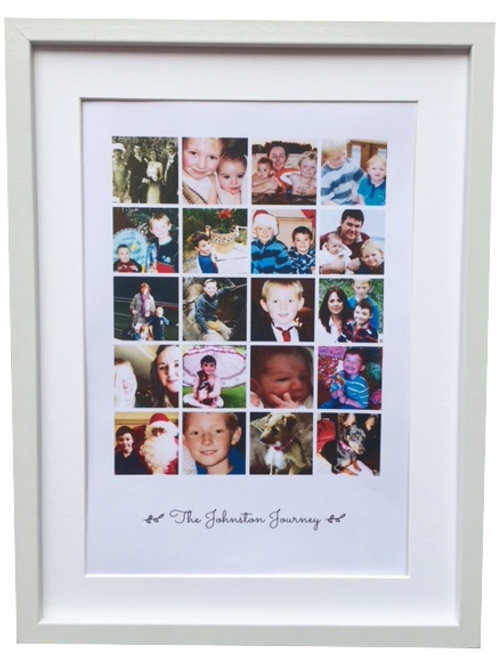 Photo Collage Frame - Suits All Occasions
