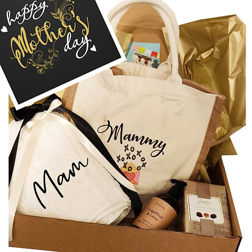 Happy Mother's Day Hamper - Personalised