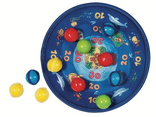 Dart Balls Oceanic Game - Personalised Gift Wrap