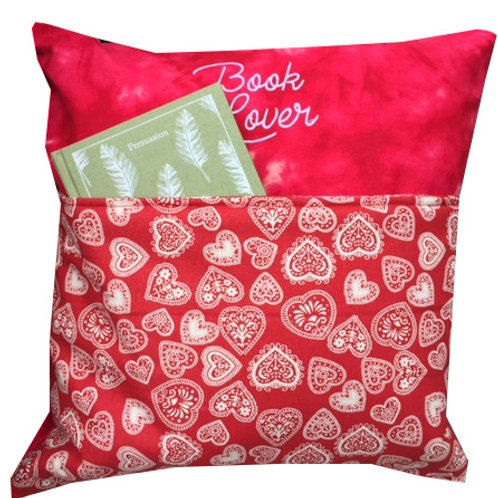The Book Lovers Cushion