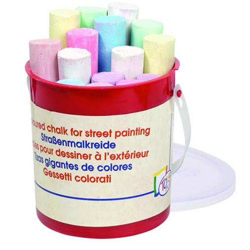 Street Chalk - Personalised Gift Wrap