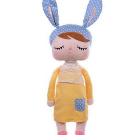 Meetoo© Plush Yellow Bunny – PERSONALISED
