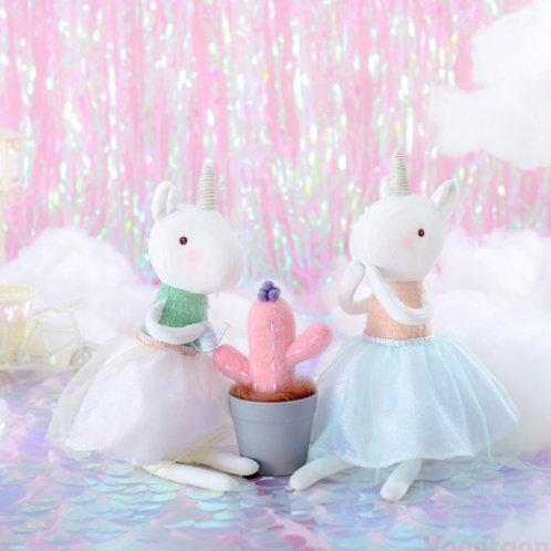 Meetoo© Unicorn Doll – PERSONALISED