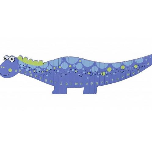 Dinosaur Puzzle Alphabet Jigsaw