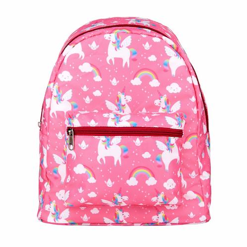 Rainbow Unicorn Backpack - Toddler