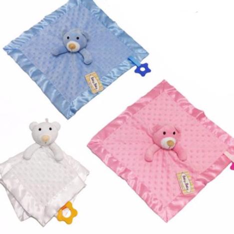 Soft Cosy Baby Comforter