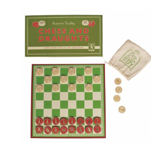 Chess and Draughts Chess Game