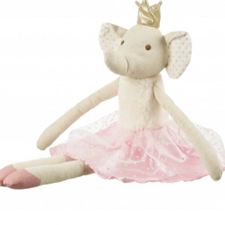 Princess Ellie - Embroidered with Name