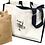 Thumbnail: Large White Shopper - COBH Artwork