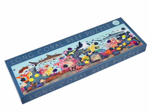 500 Piece Large Coral Reef Puzzle - with storage bag