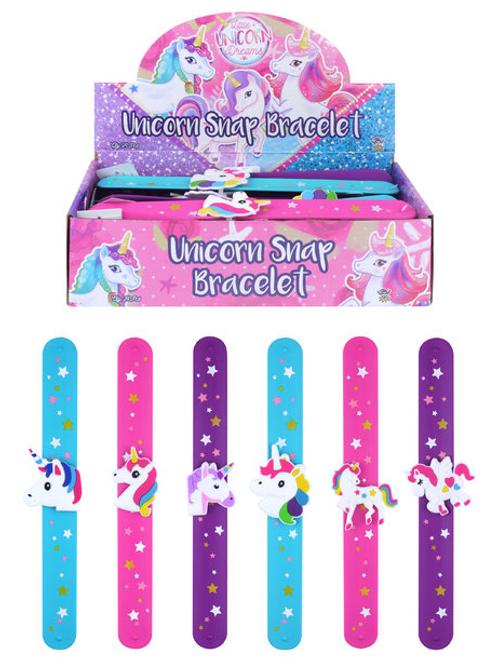 Snap Unicorn Bracelets  - Personalised Gift Wrap