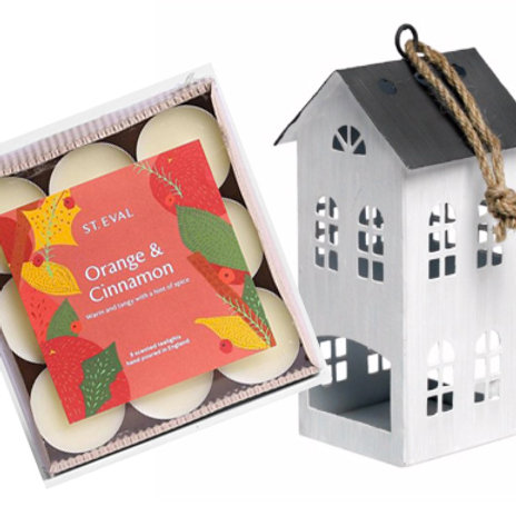 'Home Sweet Home' Tea Light Holder