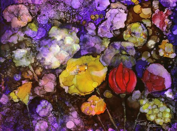 Floral Galaxy