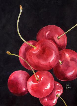 Tumbling Cherries