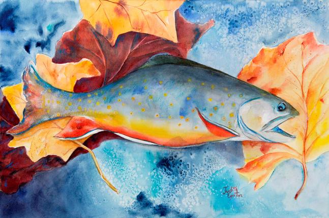 Autumn Trout