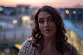 Photo: Jesse Dufault Hair& Make Up: Julia Kanter