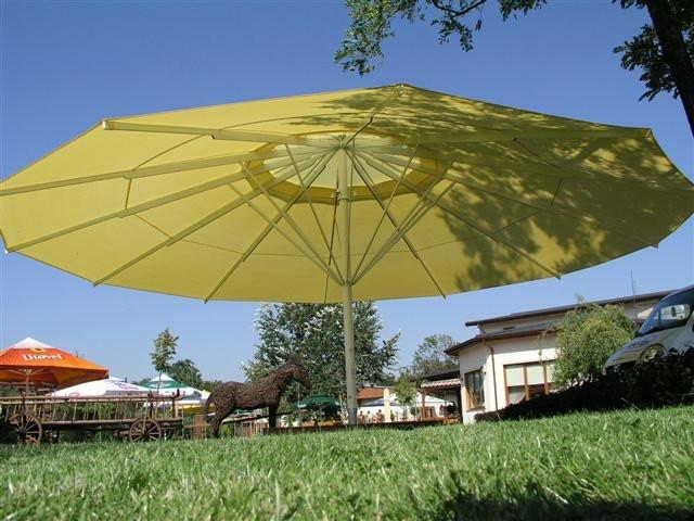 Market Umbrella with stand