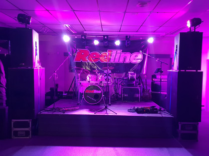 Stage & PA Hire