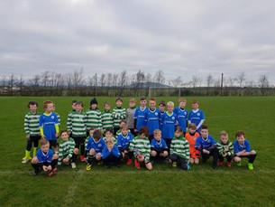 U9 boys host Gorey Celtic