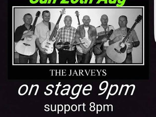 The Jarveys Live