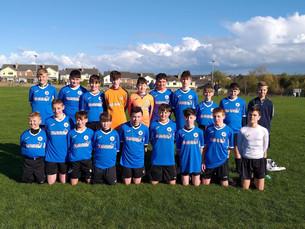 U14 Boys in Saturday Friendly