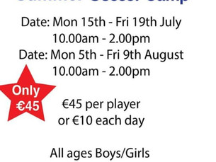 Club Summer Camps