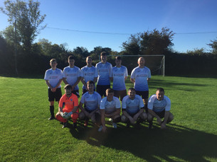 Second Team Promoted