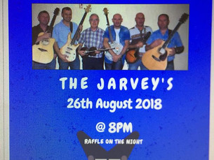 The Jarveys Live!!!