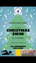 Christmas Day Swim!!!