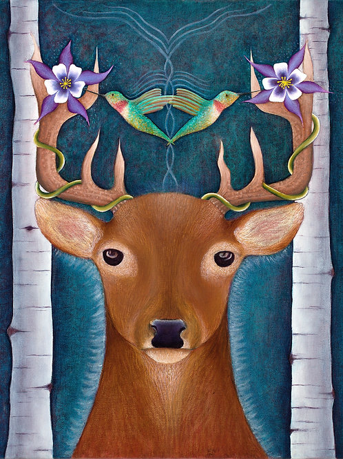 Spirit of the Stag archival prints