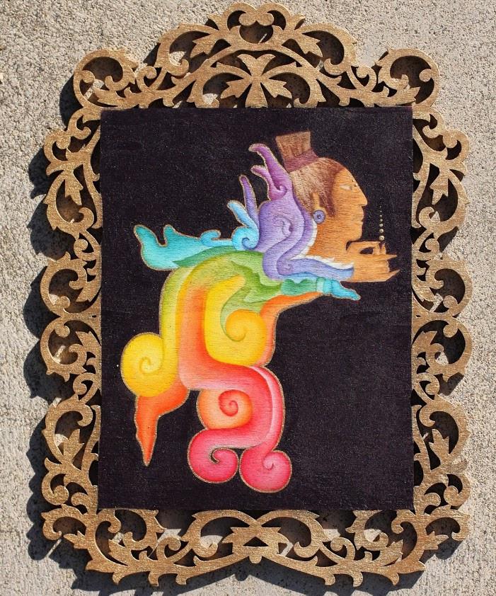 Kukulkan ~ Rainbow Serpent