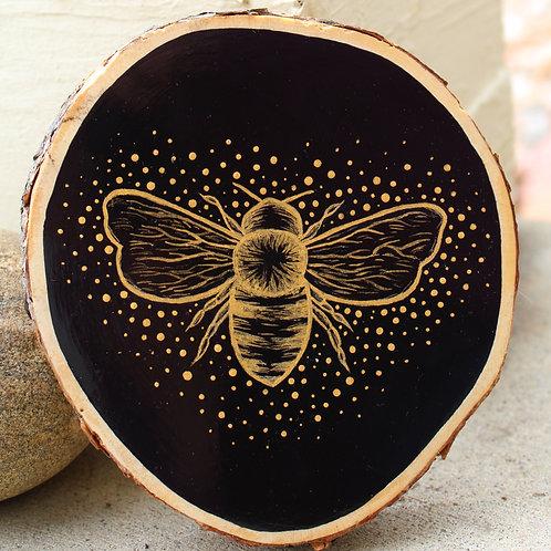 Queen Bee original painting