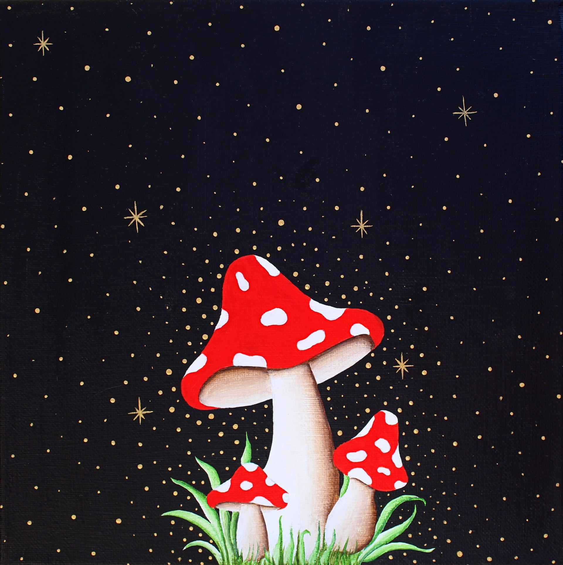 Space Shrooms