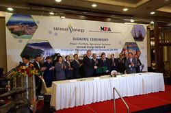 PPA Signing Ceremony