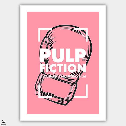 Pulp Fiction Alternative Poster - Butch
