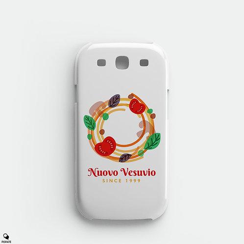 Nuovo Vesuvio Alternative Galaxy Phone Case from The Sopranos