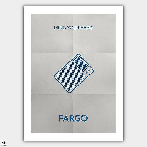 Fargo Season 3 Minimalist Poster - AC