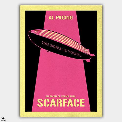 Scarface Vintage Poster
