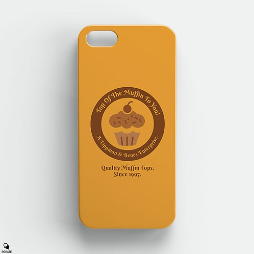 Top Of The Muffin To You iPhone Case from Seinfeld